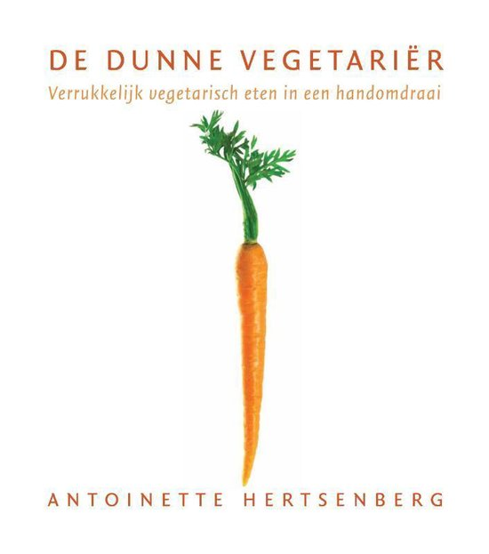 De dunne vegetariër - A. Hertsenberg |