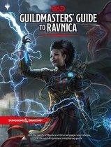 Afbeelding van Dungeons & Dragons Guildmasters Guide to Ravnica (D&d/Magic