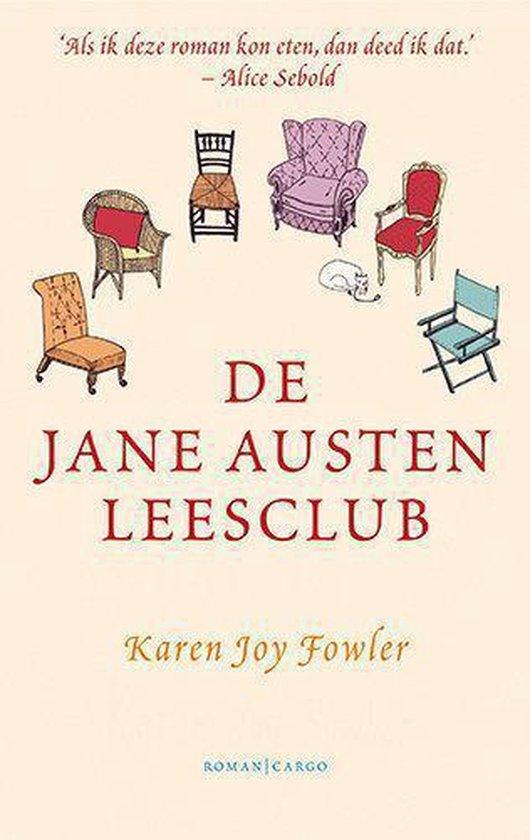 De Jane Austen-Leesclub - Karen Joy Fowler |