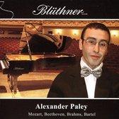 Alexander Paley Plays Mozart, Beethoven, Brahms,..