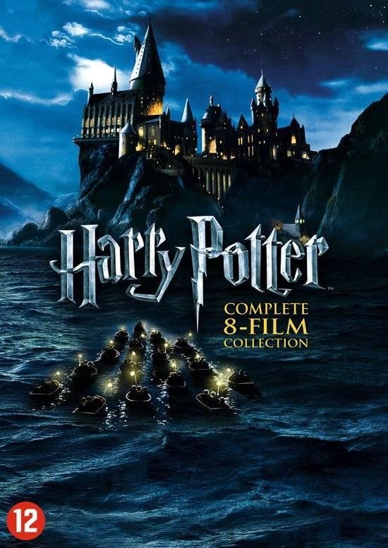 Afbeelding van Harry Potter: Complete 8-Film Collection