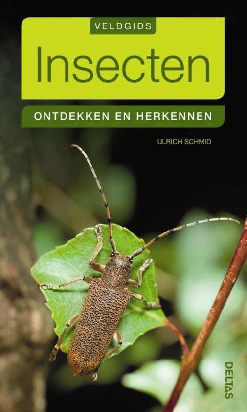 Boek cover Veldgids  -   Insecten van Ulrich Schmid (Paperback)