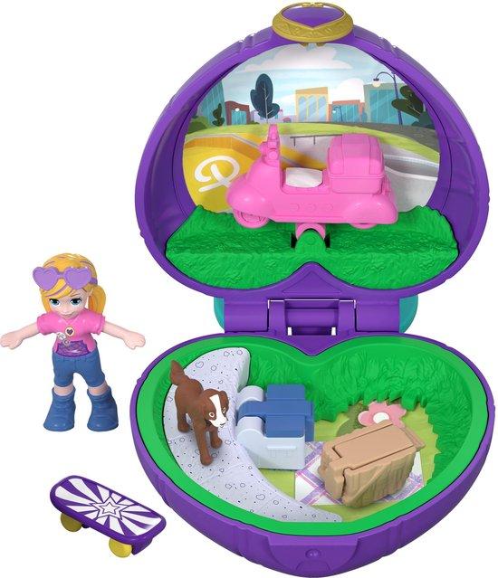 Polly Pocket Tiny Pocket Places Polly's Picknick -  Speelfigurenset