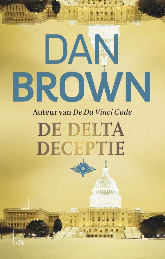De Delta deceptie - Dan Brown |