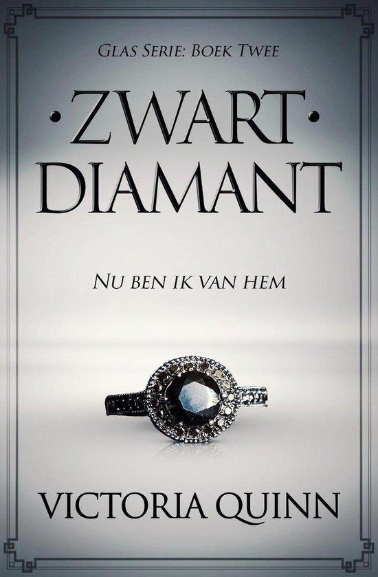 Zwart Glas 2 - Zwart Diamant - Victoria Quinn |