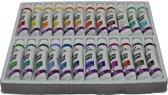 Mont Marte plakaatverf set met 24 tubes a 12ml - Gouache verf
