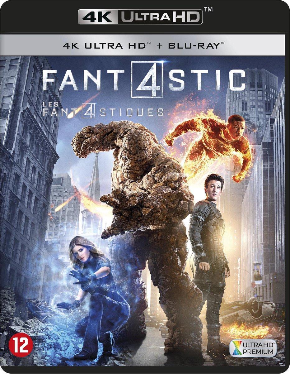 Fantastic Four (2015) (4K Ultra HD Blu-ray)-
