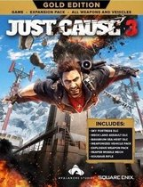 Sony Just Cause 3: Gold Edition video-game PlayStation 4 Goud