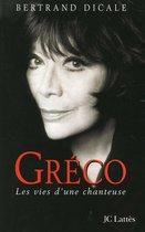 Omslag Juliette Greco