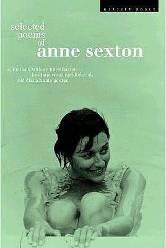 Boek cover Selected Poems of Anne Sexton van Anne Sexton (Paperback)