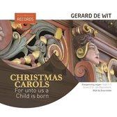 Wit Gerard De - Christmas Carols