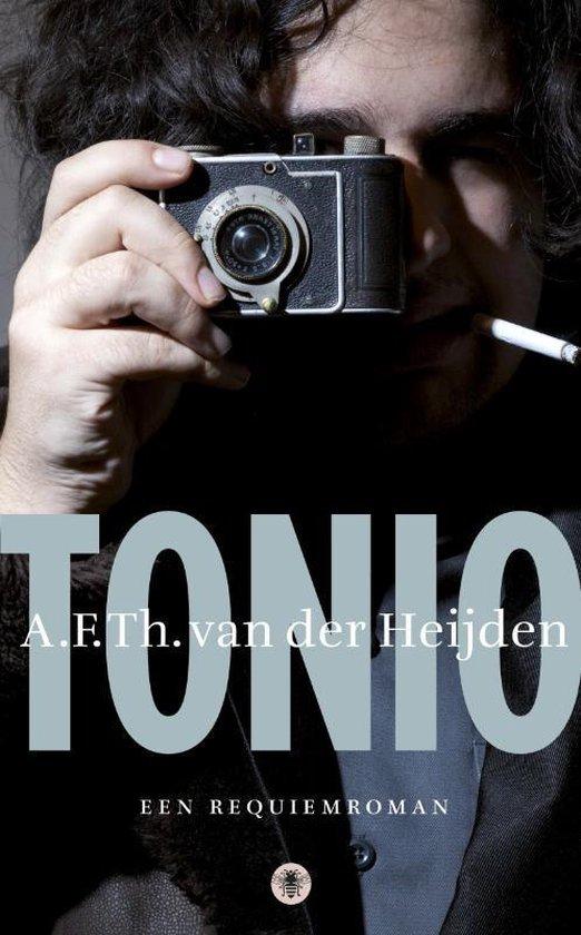 Cover van het boek 'Tonio'
