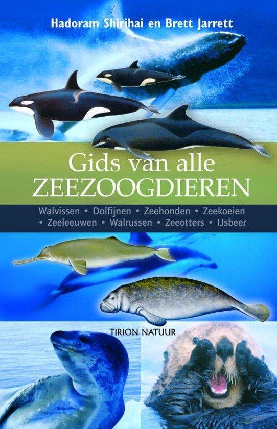 Gids van alle zeezoogdieren - H. Shirihai  