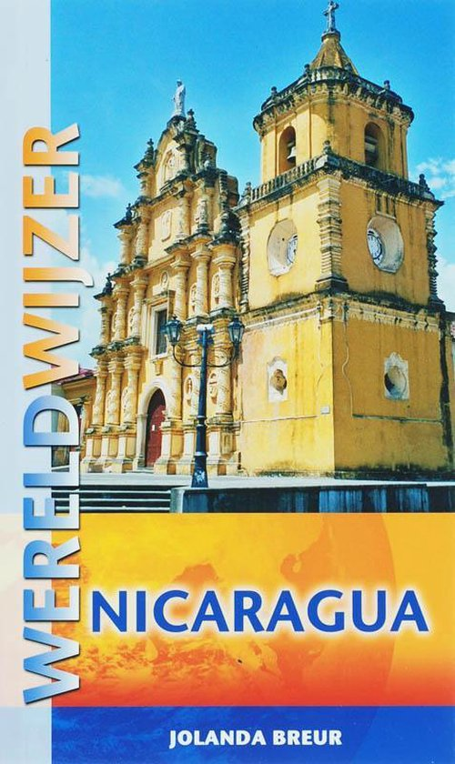 Wereldwijzer - Nicaragua - J. Breur |