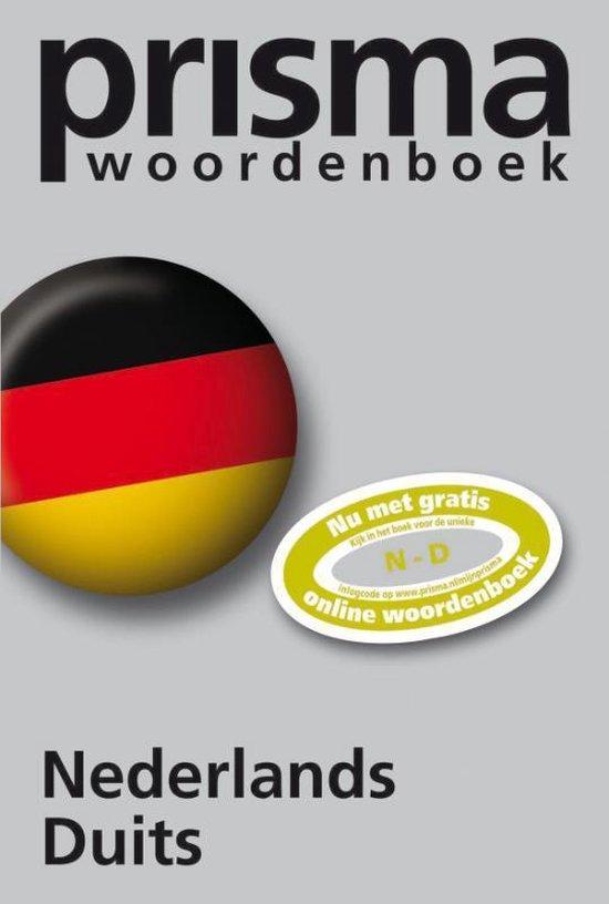 Nederlands Duits - G.A.M.M. van der Linden |