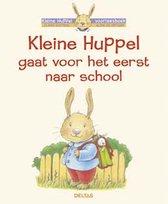 Kleine Huppel  -   Kleine Huppel gaat voor het eerst naar school