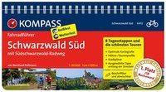 RF6412 Schwarzwald Süd mit Südschwarzwald Radweg Kompass - Kompass pdf epub
