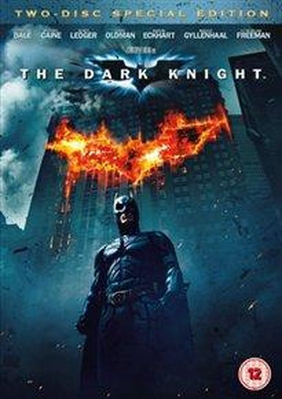 Cover van de film 'Batman - Dark Knight'
