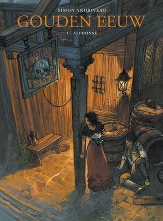 Gouden eeuw hc01. alphonse - Simon Andriveau |