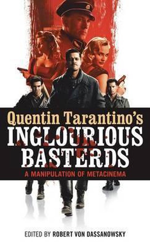 Boek cover Quentin Tarantinos Inglourious Basterds van  (Hardcover)