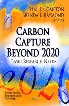 Carbon Capture Beyond 2020