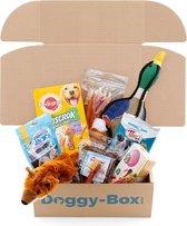 Doggy-box Premium - Hondensnack/Hondenspeeltjes - Assorti