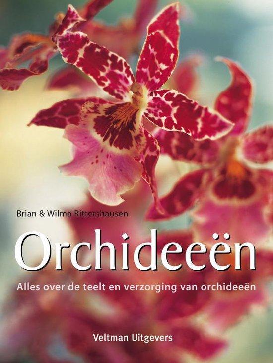 Orchideeën - B. Rittershausen pdf epub