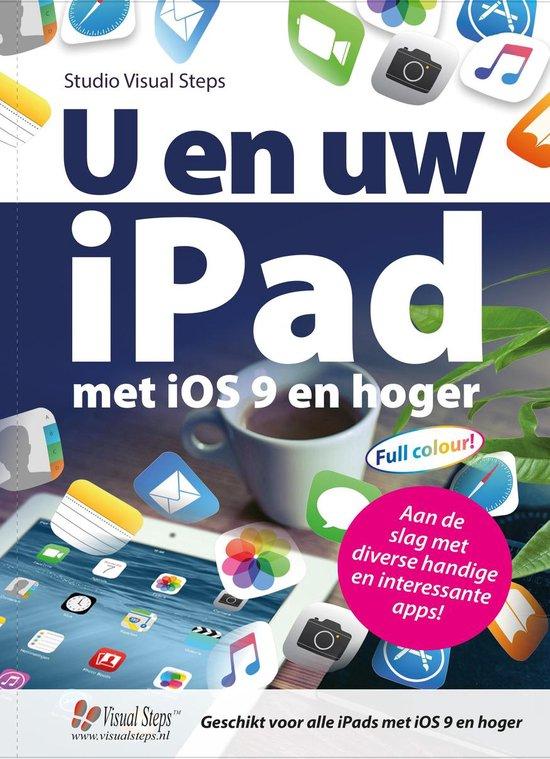 U en uw iPad met iOS 9 en hoger - Studio Visual Steps |