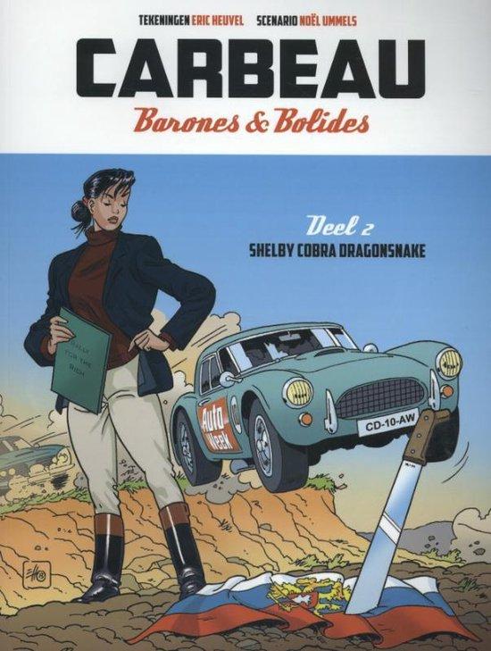 Carbeau 02. shelby cobra dragonsnake - Eric Heuvel  