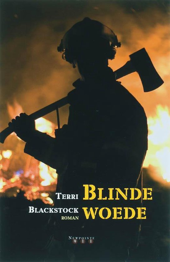 Newpoint 911 / 5 Blinde Woede - Terri Blackstock |