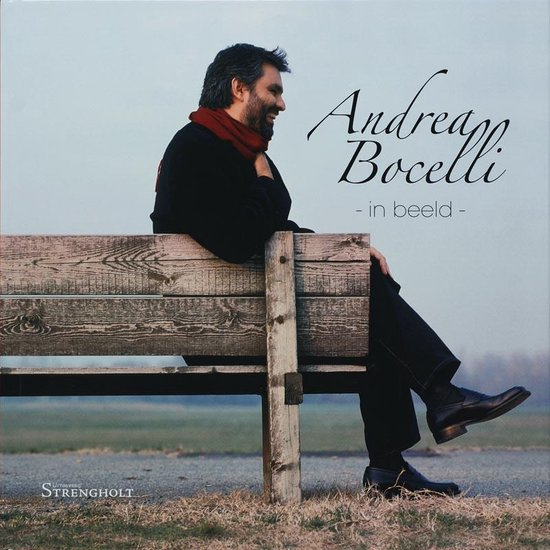 Andrea Bocelli in beeld - Ch. Peters  