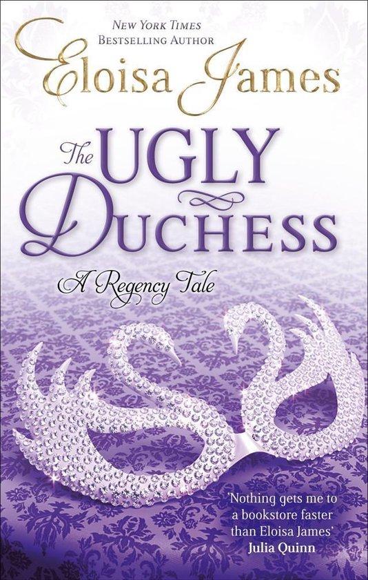 Boek cover The Ugly Duchess van Eloisa James (Onbekend)