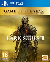 Dark Souls III (3): Game of the Year /PS4