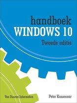 Handboek - Handboek Windows 10, 2e editie