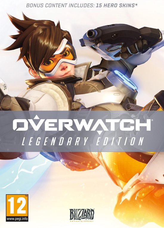 Overwatch (Legendary Edition) – PC