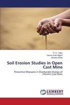Soil Erosion Studies in Open Cast Mine
