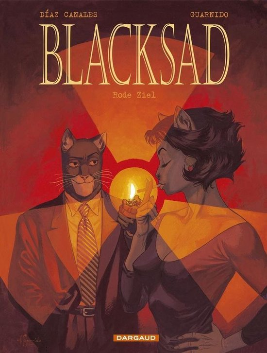 Blacksad 03. rode ziel - Juanjo Guarnido pdf epub