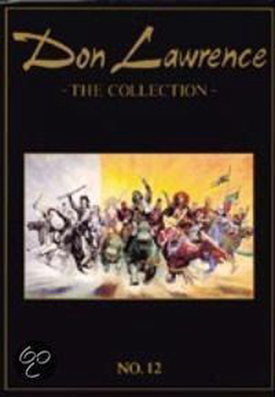 Don lawrence collection 10 - Lawrence Don |