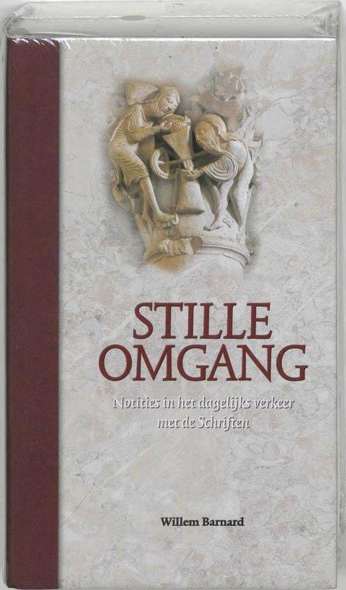 Cover van het boek 'Stille omgang'