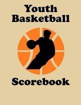 Youth Basketball Scorebook