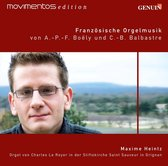 Heintz Maxime - French Organ Music