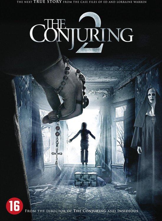 Conjuring 2 Franka Potente
