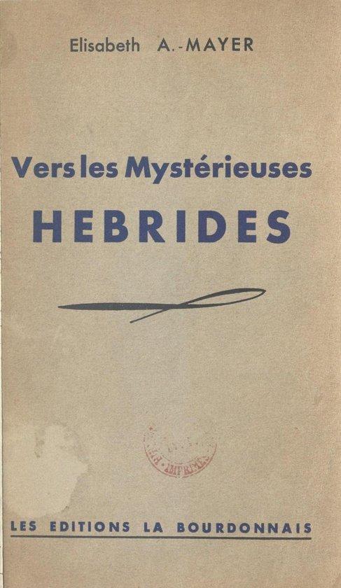 Vers les mystérieuses Hébrides