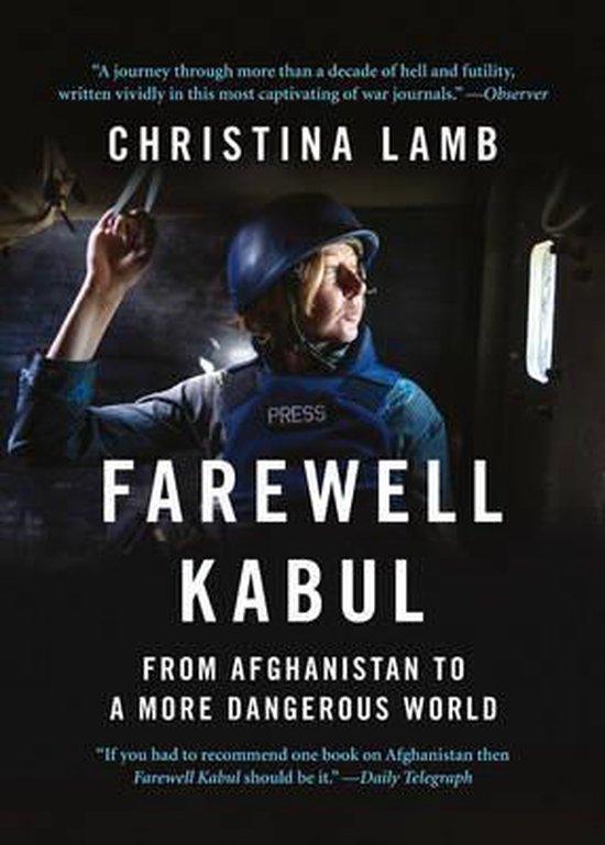 Boek cover Farewell Kabul van Christina Lamb (Paperback)