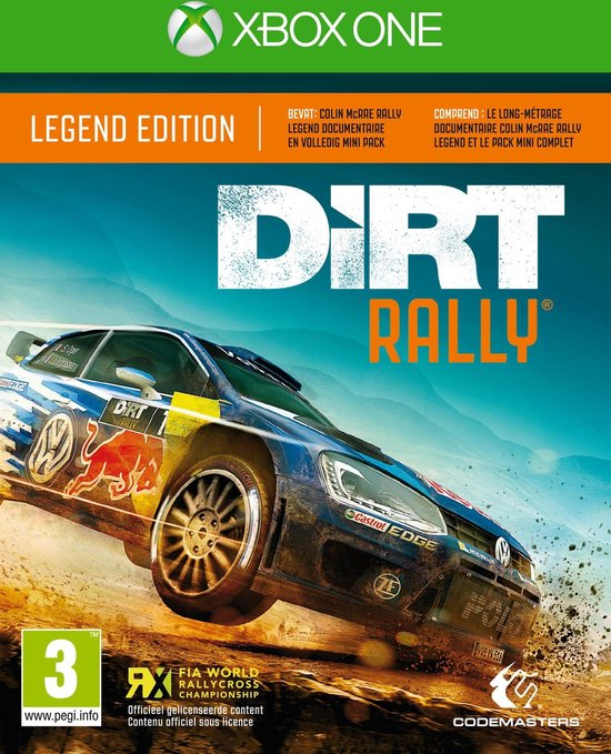 DiRT Rally – Legend Edition – Xbox One