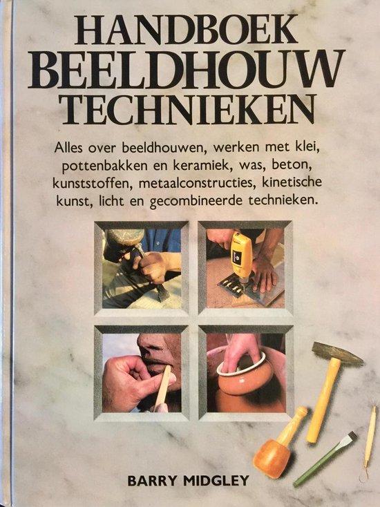 Handboek beeldhouwtechnieken - B. Midgley  