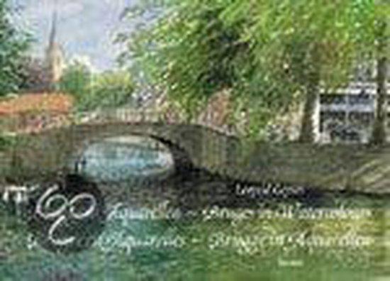 Brugge in aquarellen - Bruges in watercolours. - Brugge en aquarelles - Brügge in aquarellen - Devliegher |