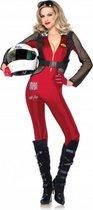 Formule 1 pitstop poes dames kostuum M