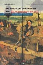 Omslag De Vergeten Beeldentaal Van Jheronimus Bosch