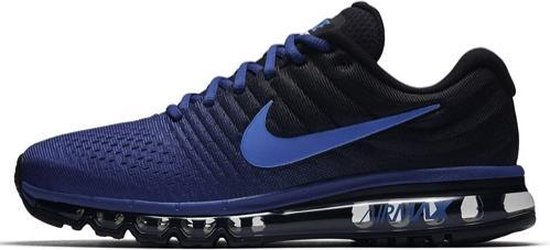 nike air max 2017 blauw sale